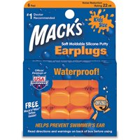 Mack's Pillow Soft Ear Plugs - Kid Size