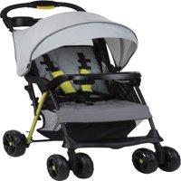 Babideal Flash Stroller, Gray Ombre