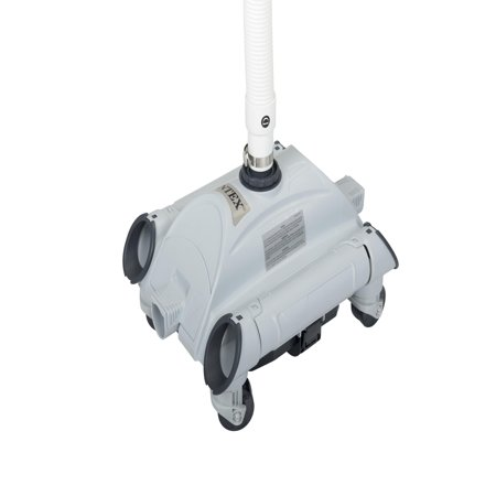Intex Automatic Above-Ground Pool Vacuum for Pumps 1,600-3,500 GPH | (Best Manual Pool Vacuum)