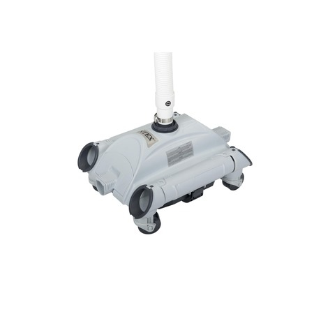 Intex Automatic Above-Ground Pool Vacuum for Pumps 1,600-3,500 GPH | 28001E - Intex Pool Vacuum