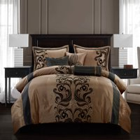 Nanshing America, Inc Helda 7 Piece Comforter Set
