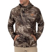 16a43b2e1645 Realtree Men s Performance Fleece Hoodie with Gaiter
