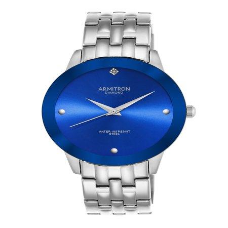 - Men's Showcase Casual Watch, Metal Bracelet