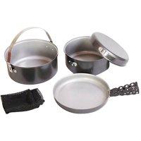 Ozark Trail Campfire 4-Piece Non-Stick Aluminum Cookware Set