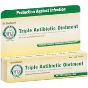 Dr. Sheffield's Triple Antibiotic Ointment, 0.33 oz