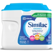 Similac Advance Infant Formula with Iron, Powder, 1.45 lb