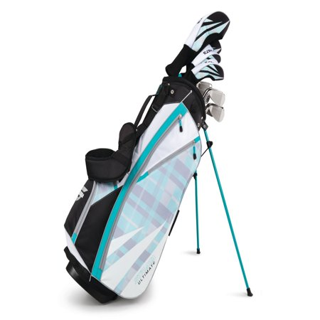 Callaway Women's Ultimate Complete 16-Piece Golf Club Set, Right (Best Hybrid Golf Clubs)