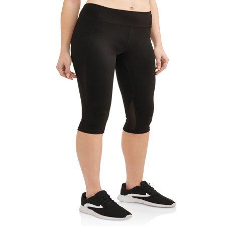 Athletic Works Women's High Waisted Capri Workout - Monster High Leggings