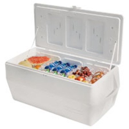 Rubbermaid Travel Cooler (Rubbermaid 150 qt Marine Ice Chest)