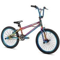 """Kent 20"""" Girls', Fantasy Bike, Blue, For Ages 8-12"""