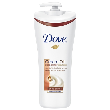 Dove Body Lotion Shea Butter 13.5 (Dove Scented Moisturizer)