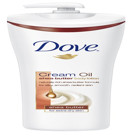 - Dove Body Lotion Shea Butter 13.5 oz