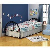 Rack Furniture Brooklyn Metal Twin Bed, Multiple Colors