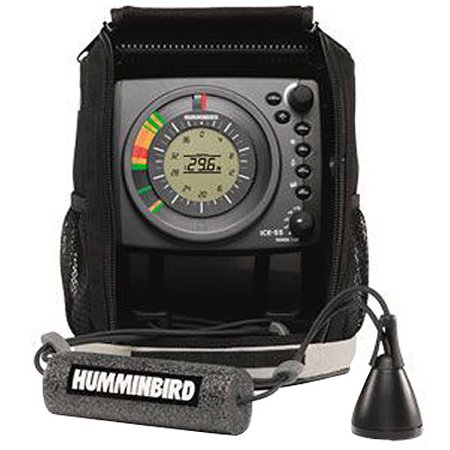 Humminbird ICE-55 Fishfinder Flasher