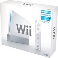 Refurbished Nintendo Wii Console White with Wii Sports Bundle