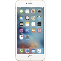 Refurbished Apple iPhone 6s Plus 128GB, Gold - Unlocked GSM/CDMA