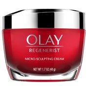 Olay Regenerist Micro-Sculpting Cream Face Moisturizer 1.7 oz