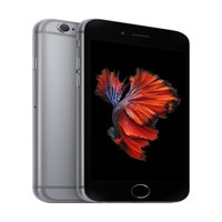 Straight Talk Apple iPhone 6s Prepaid Smartphone with 32GB, Space Gray