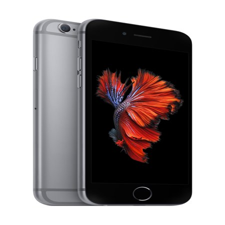 Straight Talk Apple iPhone 6s Prepaid Smartphone with 32GB, Space (Compare Iphone 6 Plus To Iphone 7)