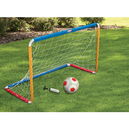 Little Tikes Easy Score Soccer Set (Little Tikes 2 In 1 Baseball Trainer)