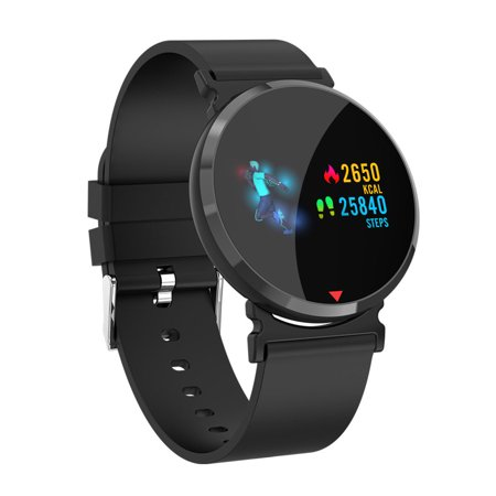 Heart Rate Bluetooth Smart Watch Phone Mate For Android IOS And iPhone For Women And Men