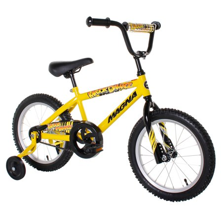 "Major Damage 16"" Boys' Bicycle"