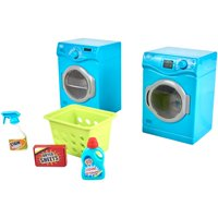 """My life as 6 piece laundry room play set, for 18"""" dolls"""