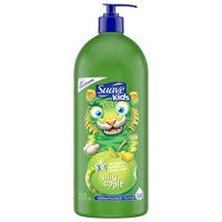(2 pack) Suave Kids Apple 3 in 1 Shampoo Conditioner Body Wash, 40 oz