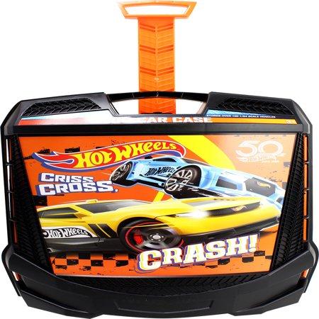 Hot wheels 100 car case by tara toys