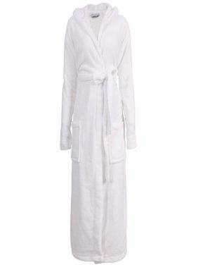1ba21ee91f Product Image Men s Hotel Fleece Terry Pocketed Bathrobe Robe with Hood