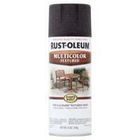 Rust-Oleum Stops Rust Multicolor Textured Spray Paint, 12 oz