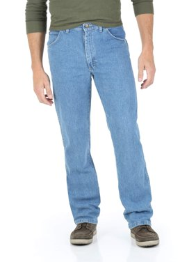 Men's Regular Fit Jean with Comfort Flex waistband