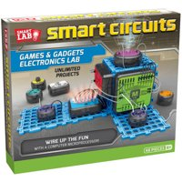 Smart Circuits Games and Gadgets Electronics Lab