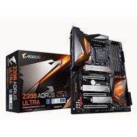 GIGABYTE Z390 AORUS Ultra LGA-1151 Intel 8th 9th Gen DDR4 ATX Gaming Motherboard