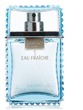 Versace Eau Fraiche Cologne for Men, 3.4 Oz