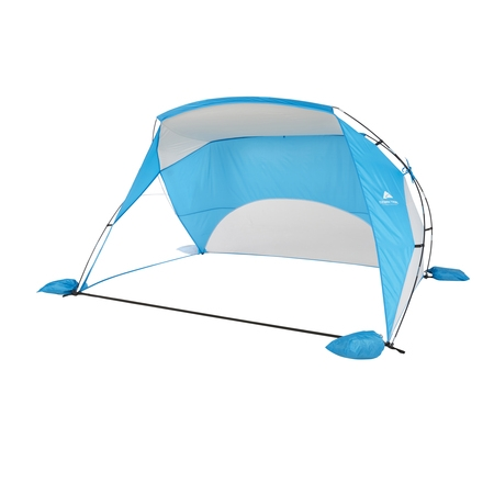 Ozark Trail 8 ft. x 6 ft. Sun Shelter with Fast Feet for Easy