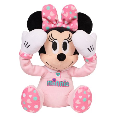 Disney baby peek-a-boo plush - minnie mouse (Giant Minnie Mouse)