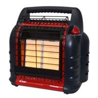 Mr Heater Big Buddy Portable Propane Gas Heater, 4000 to 18000 BTU