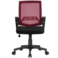 Deals on SmileMart Managers Chair w/Swivel & Reclining, 276 lb Capacity