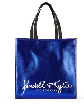 Kendall + Kylie for Walmart Cobalt Mini Tote
