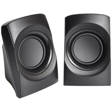 - Onn Multimedia PC Stereo Speakers