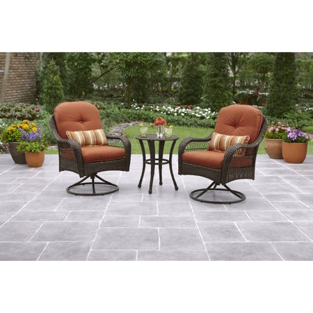 Better Homes and Gardens Azalea Ridge 3-Piece Outdoor Bistro Set ()