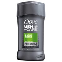 Dove Men+Care Extra Fresh Antiperspirant Deodorant Stick, 2.7 oz