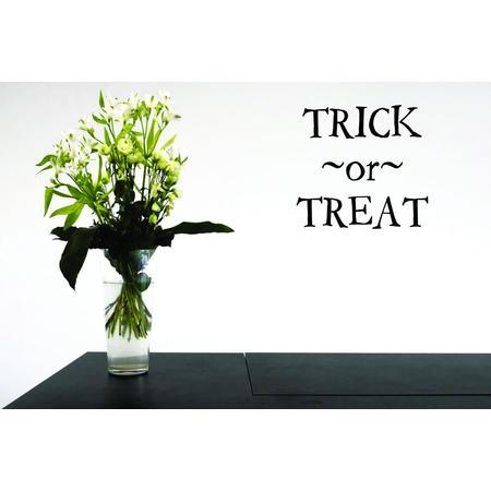 Living Room Art Trick Or Treat Halloween Holiday Quote 12x12 Inches - Seinfeld Halloween Quotes