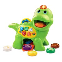 VTech Count & Chomp Dino With Healthy Treats for Counting & Learning