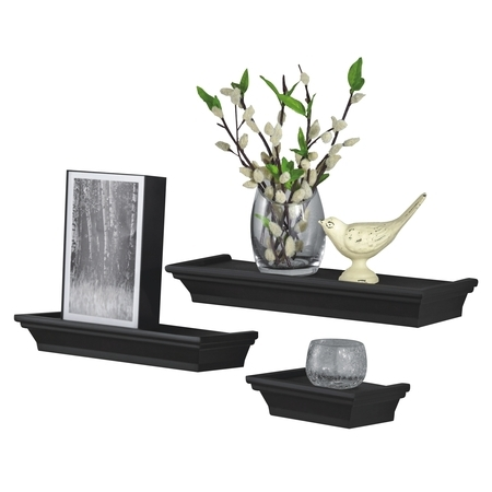 - Mainstays 3-Piece Decorative Shelf Set 6