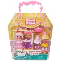 Mini Lalaloopsy Doll, Princess Crumbs