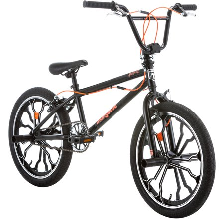 Mongoose Rebel Freestyle Kids BMX Bike, 20