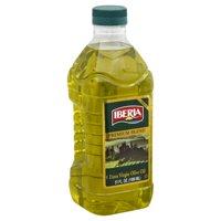 Iberia Premium Blend Sunflower Oil & Extra Virgin Olive Oil, 51 fl oz