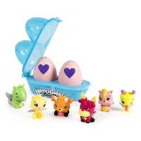 Hatchimals CollEGGtibles Season 2, 2 Pack Egg Carton, Citrus Coast by Spin Master
